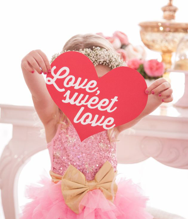 Valentines Hearts - Love Sweet Love