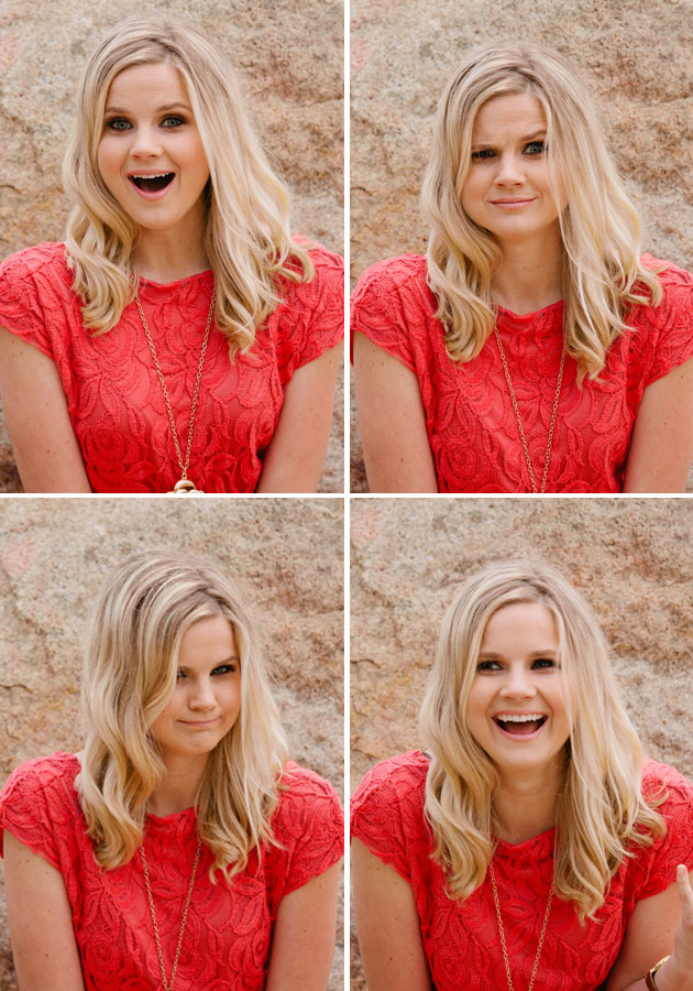Ashley Bright Funny Faces